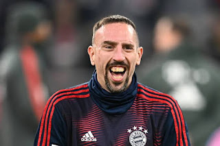 Bayern Munich legend Ribery to leave club in the summer