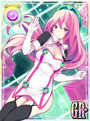 美少女ポリス ハッカドール2号カード