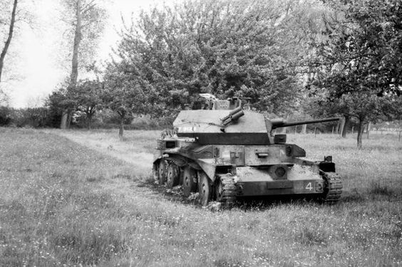 30 May 1940 worldwartwo.filminspector.com British cruiser tank