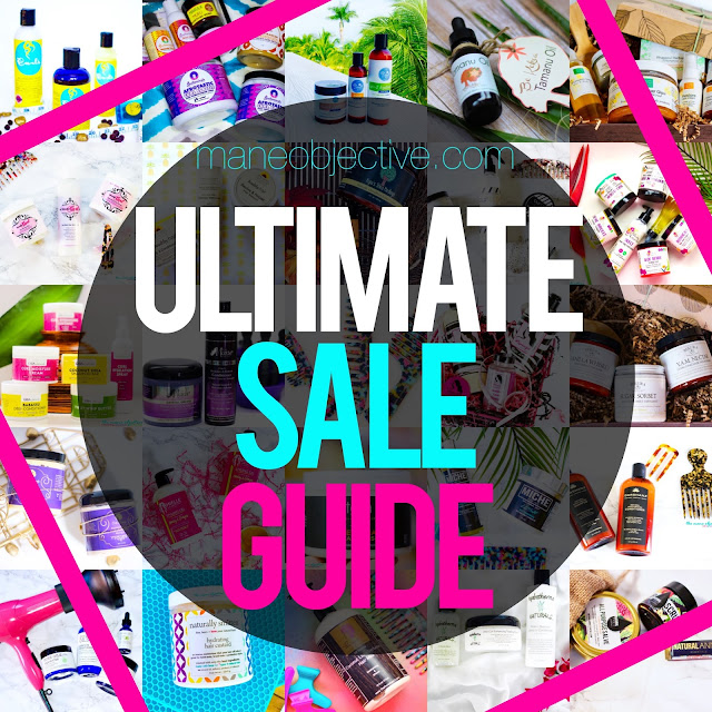 The 2016 ULTIMATE Black Friday, Small Business Saturday & Cyber Monday Sale Guide for Naturals!