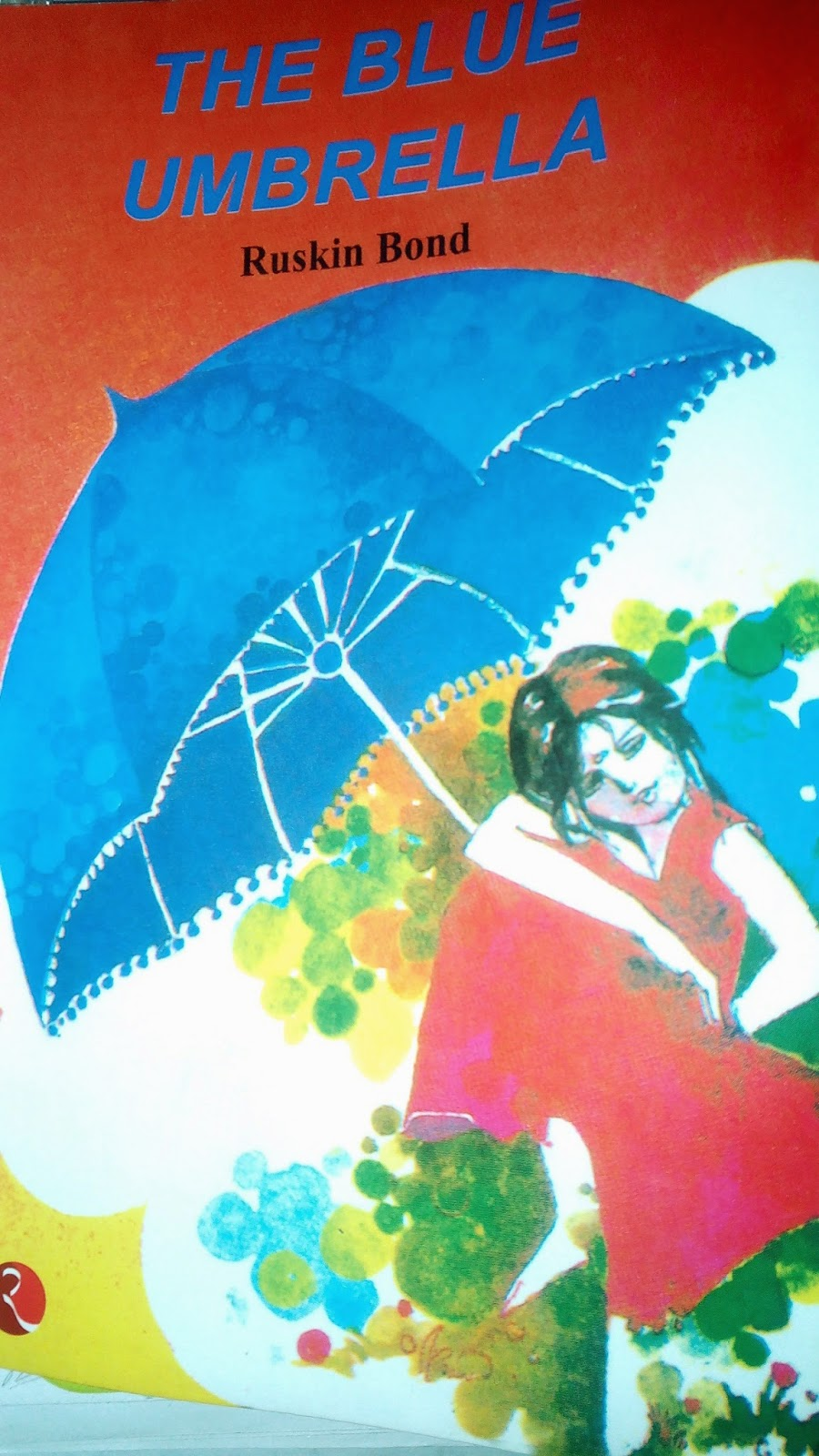 The Blue Umbrella By Ruskin Bond Ebook