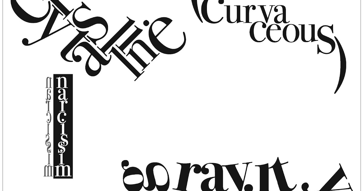 Intro to Typography, Cat Normoyle's T/H 2:30 class
