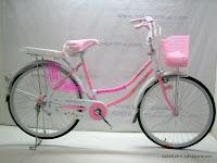 1 Sepeda Mini Pacific Casella 26 Inci