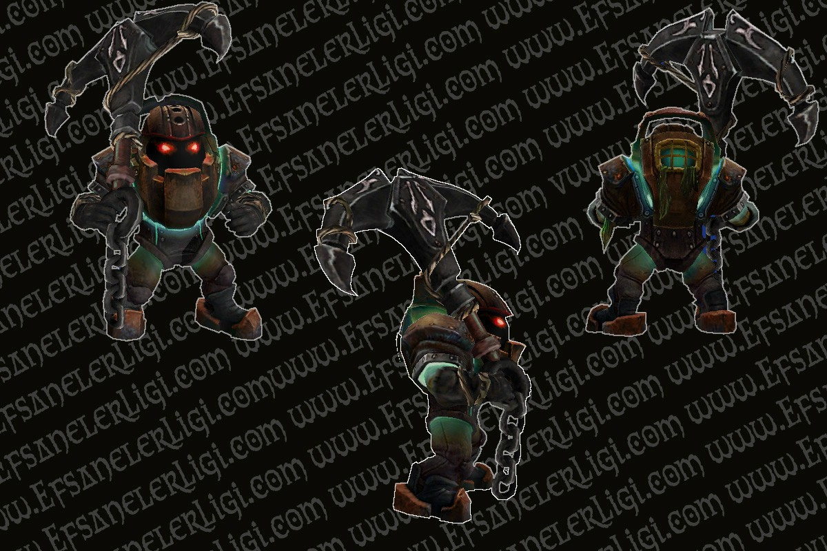 Surrender At 20: News Skins In Nautilus Patch