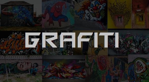 30 Gambar Desain Graffiti Terbaik Dan Terbaru 2018 Paling Keren Tak Kalah Dengan Banksy