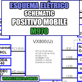 Esquema Elétrico Notebook Positivo Mobile M970 QUANTA IL1 - REV 1A Laptop Manual de Serviço  Service Manual schematic Diagram Notebook Positivo Mobile M970 QUANTA IL1 - REV 1A Laptop   Esquematico Notebook Placa Mãe Positivo Mobile M970 QUANTA IL1 - REV 1A Laptop