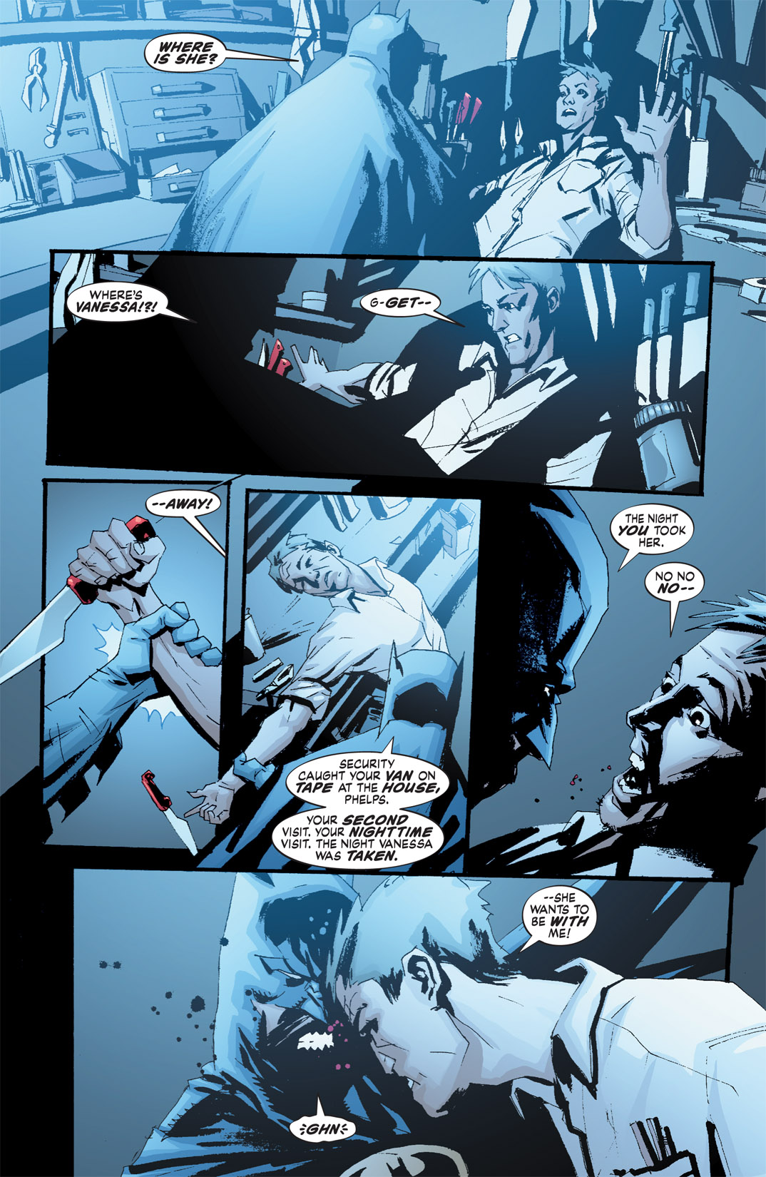 Detective Comics (1937) 862 Page 8