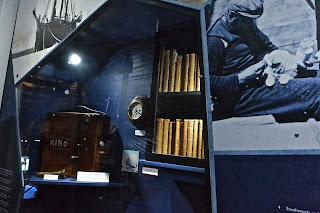 Norvège Oslo Films, photographies de la vie à bord du Fram au Pôle frammuseet