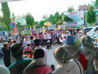 <b>Ahyar-Mori Janji Bangun GOR Berstandar Nasional di Dompu</b>