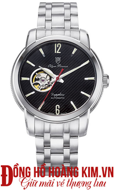 Đồng hồ nam dây inox Olym Pianus đáng mua nhất 2016 tại Hà Nội