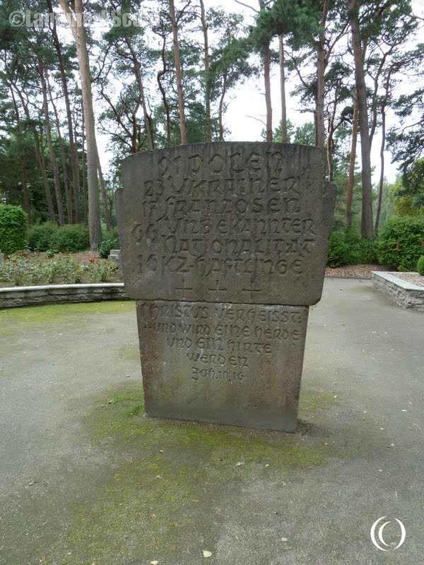 commemorating 213 forced labourers Ehrenmal in Karlshagen