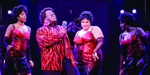 "Review of Village Theatre's ""Dreamgirls"""