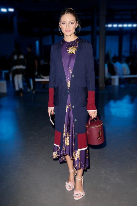 The Olivia Palermo Lookbook Olivia Palermo At Milan Fashion Week Iv