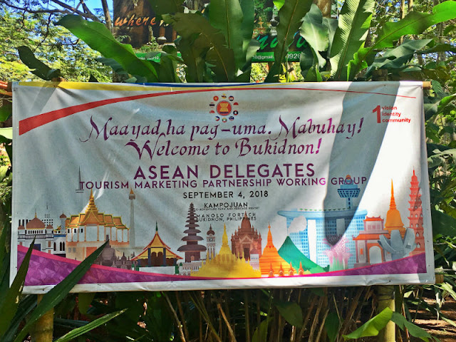 The ASEAN Marketing Tourism Working Group Delegates just had their tour to kampojuan recently