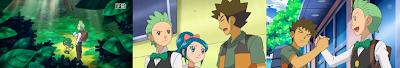 Pokémon - Temporada 16 - Especial 2: ! Cilan Y Brock, El Enfado De Gyarados! (Subtitulado)