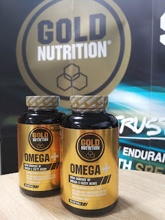 Omega + GoldNutrition