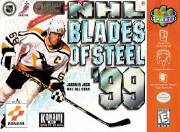 NHL Blades of Steel  99