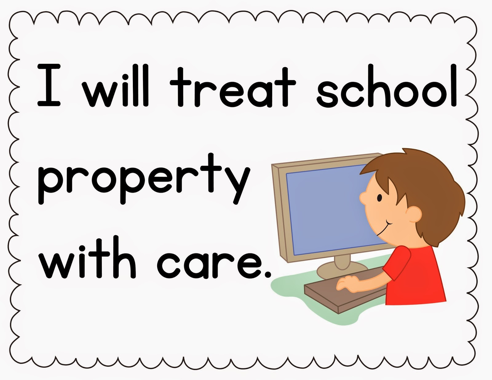 2nd Grade Snickerdoodles Classroom Rules Freebie