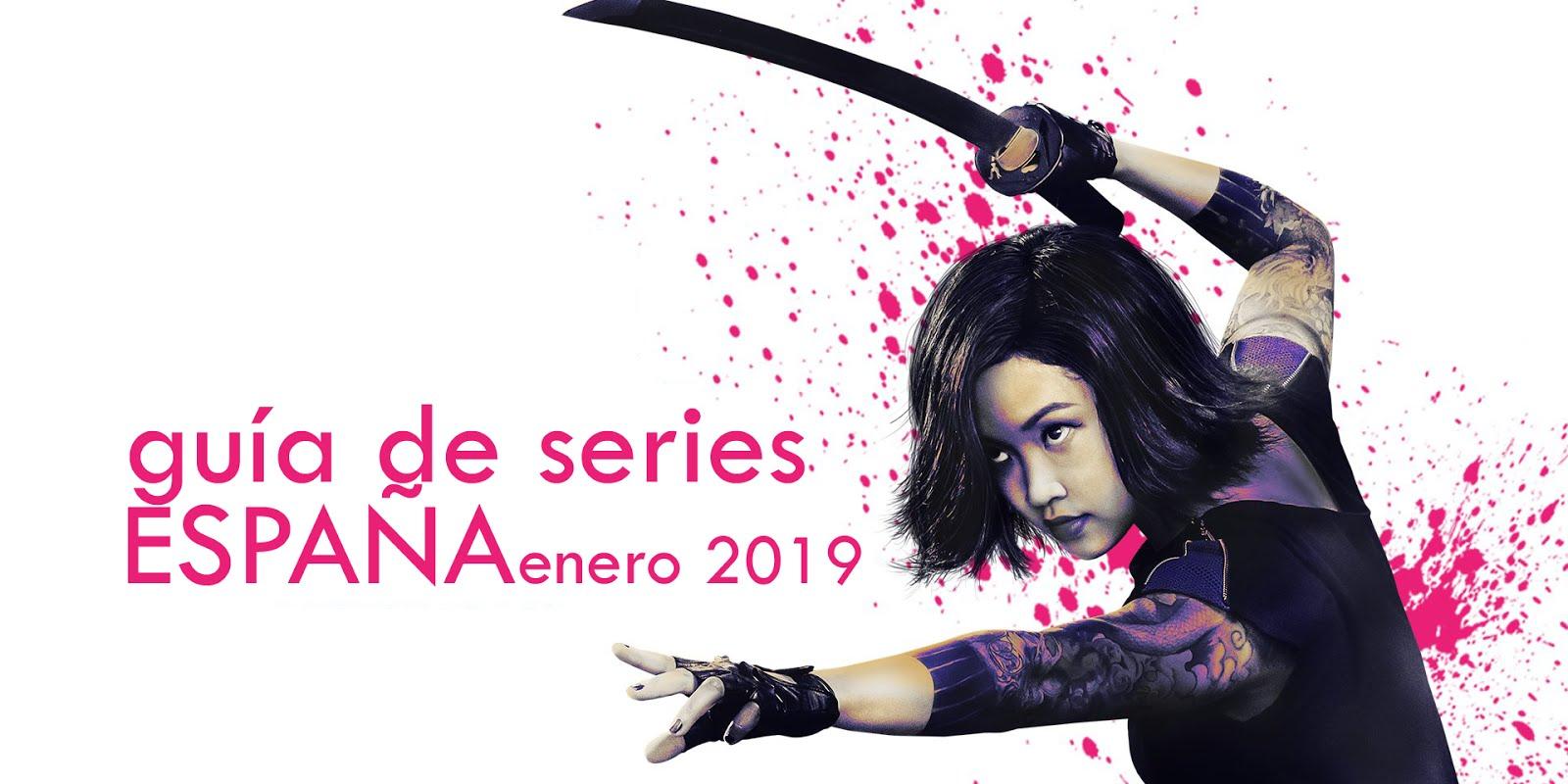 Guía de estrenos en España en enero de 2019
