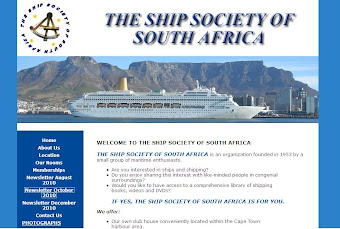 THE SHIP SOCIETY OF SOUTH AFRICA