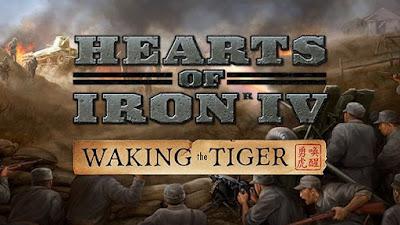 HEARTS OF IRON IV WAKING THE TIGER (PC) 1.7Gb (Inglés- Español) MEGA (ISO) (RAR)