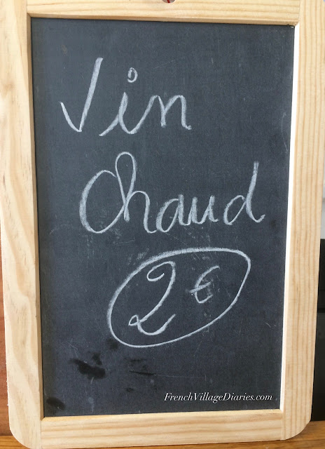 French Village Diaries Vin Chaud advent 2018