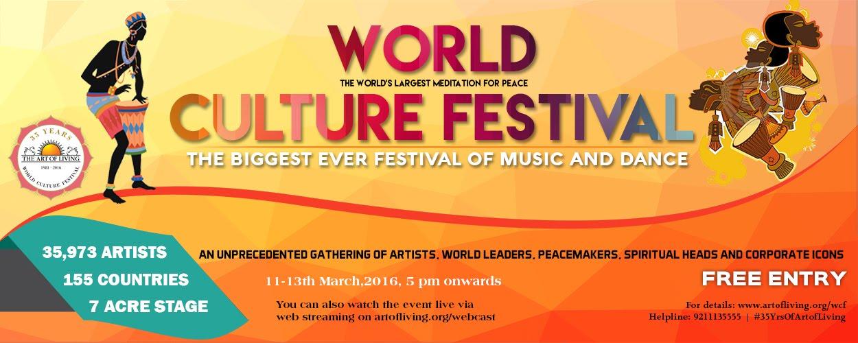 World Culture Festival