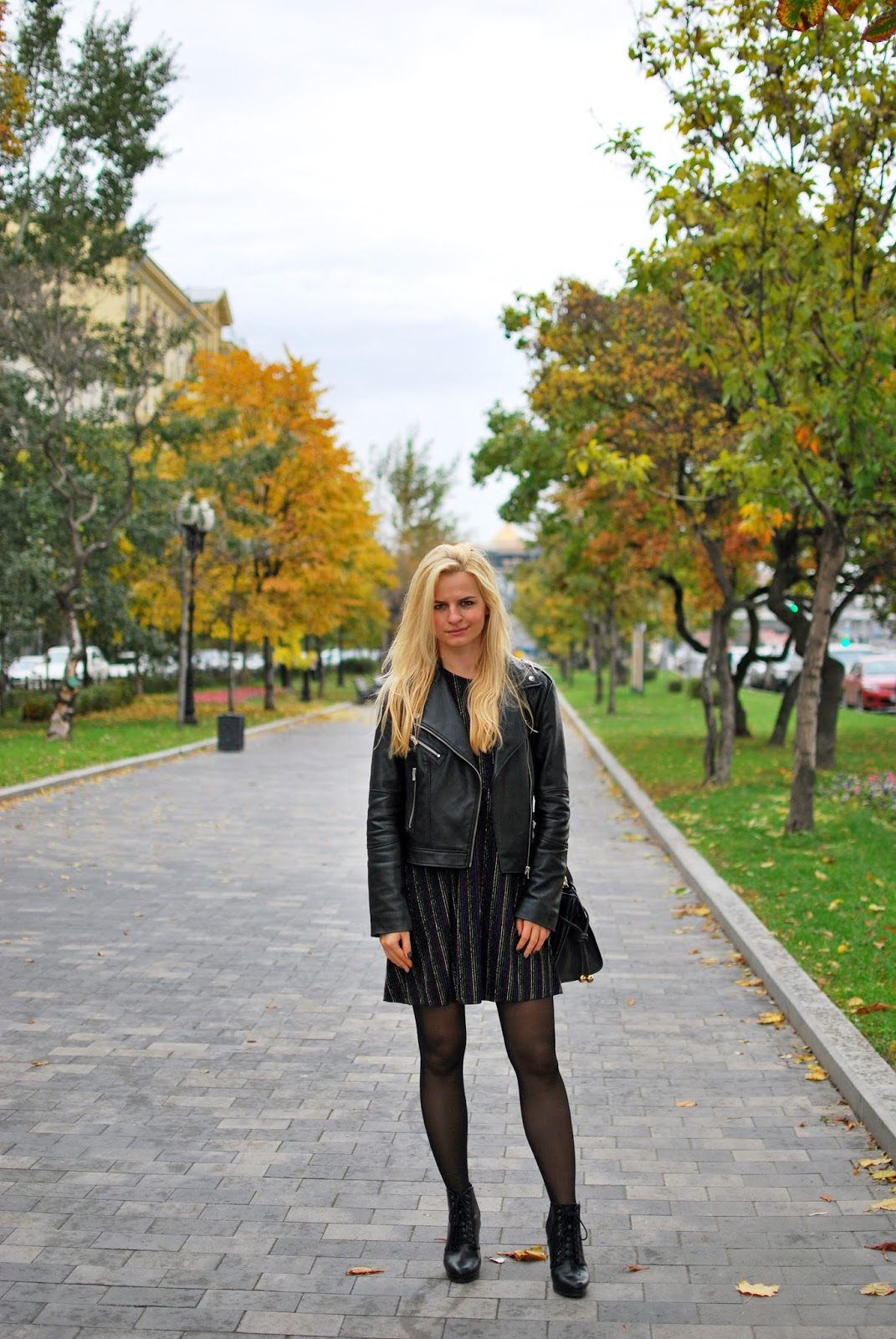 international fashion blogger, biker outfit street style, street style moscow, best fashion bloggers moscow