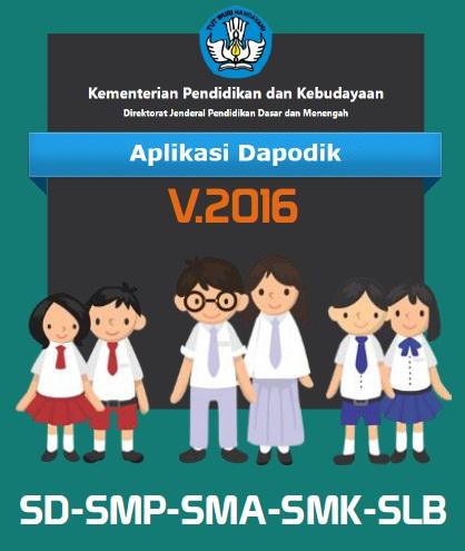 Satu aplikasi untuk semua satuan pendidikan SD-SMP-SMA-SMK-SLB