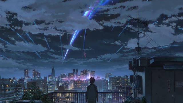 Fakta Your Name, Film Anime Berpendapatan Tertinggi di Dunia