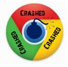 solve why chrome crashes entire computer restart