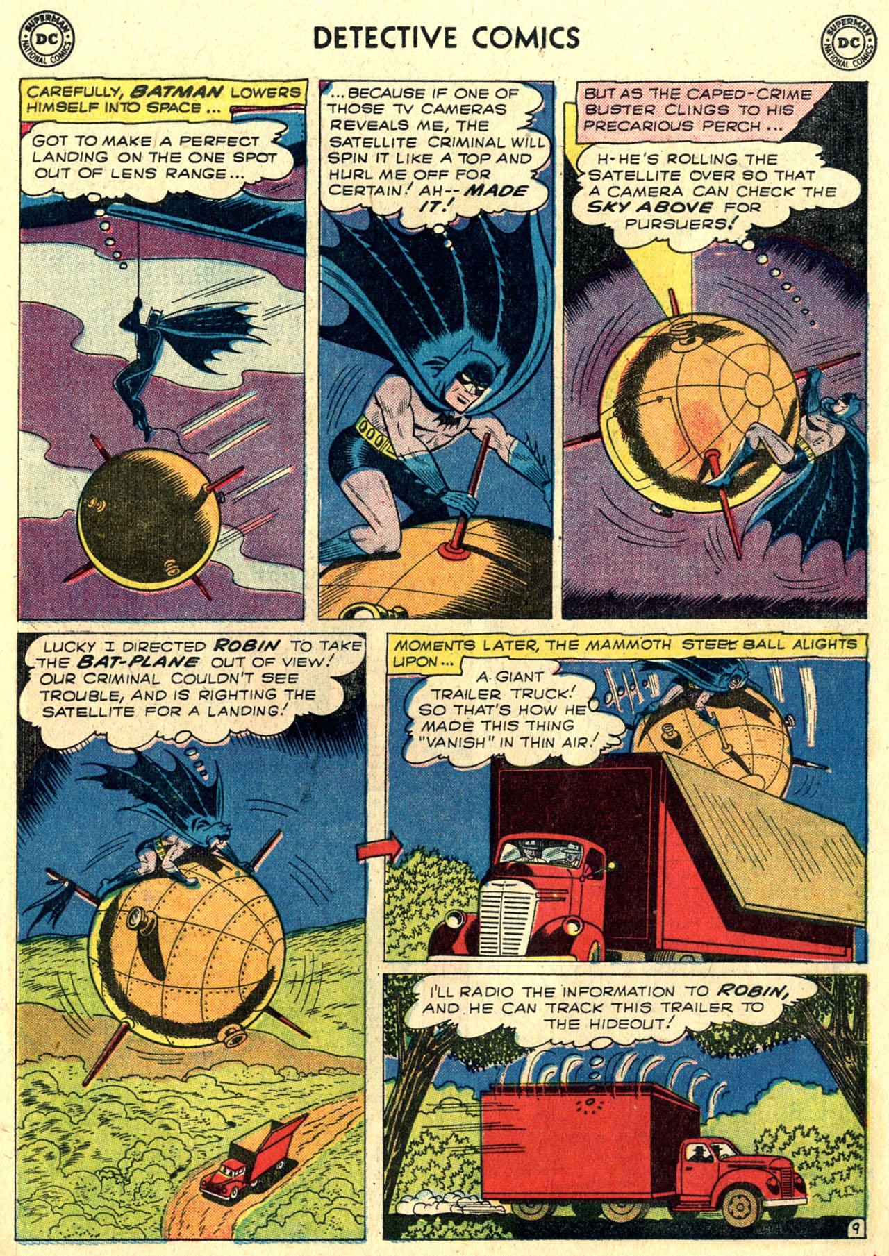 Detective Comics (1937) 266 Page 10