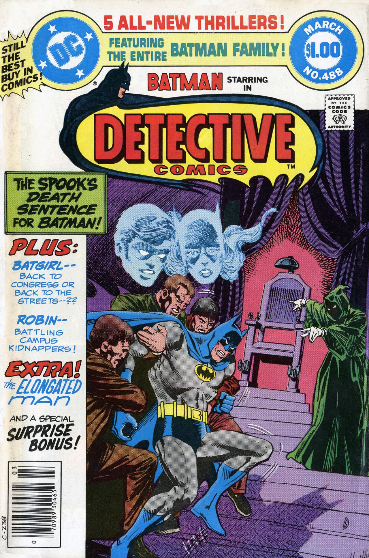 Detective Comics (1937) 488 Page 1