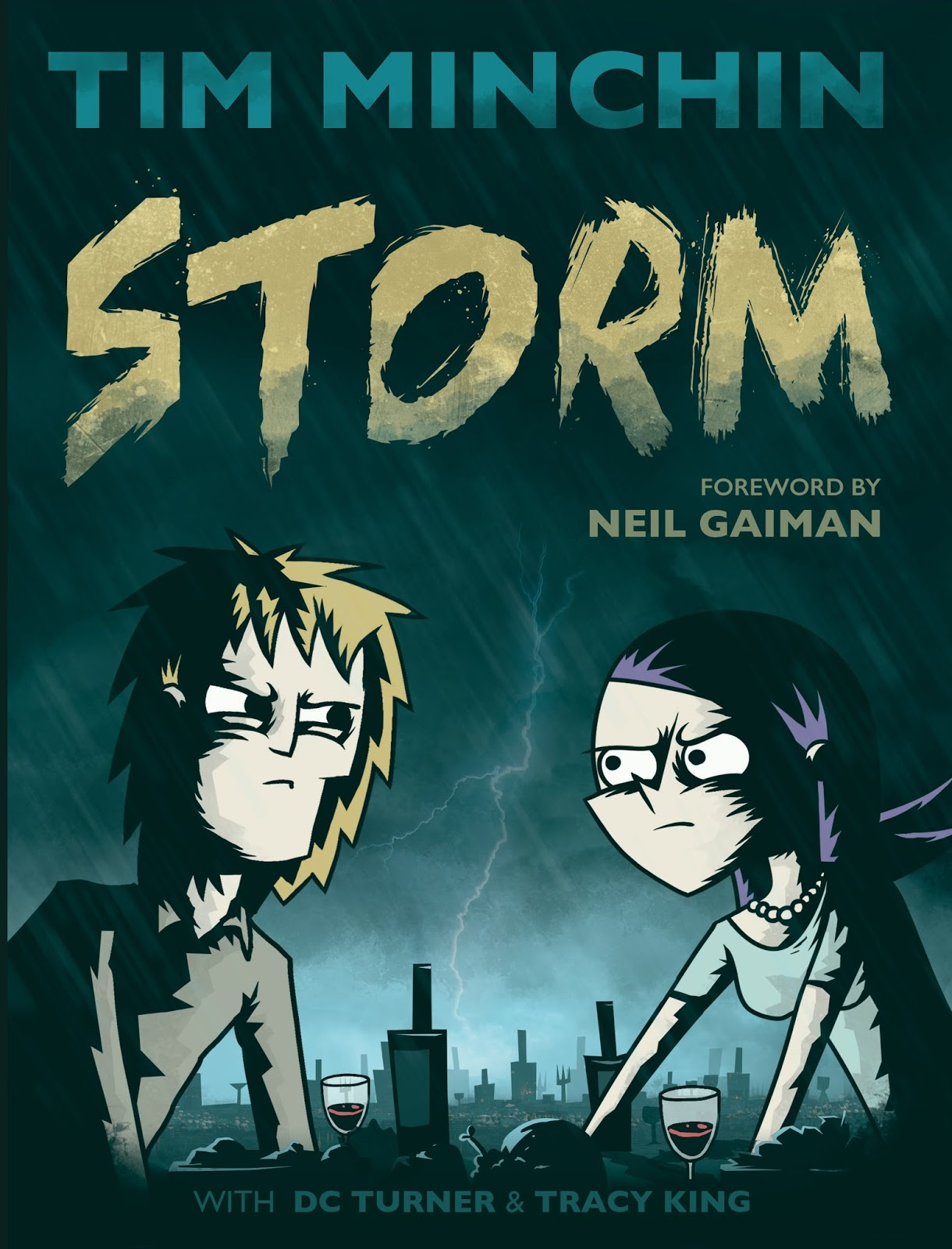 Storm by Tim Minchin, DC Turner and Tracy King