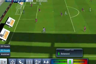 Game PES Club Manager Mod APK+DATA
