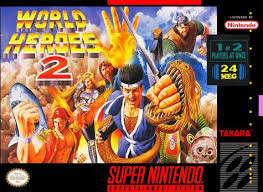 World Heroes 2 (USA) en INGLES  descarga directa