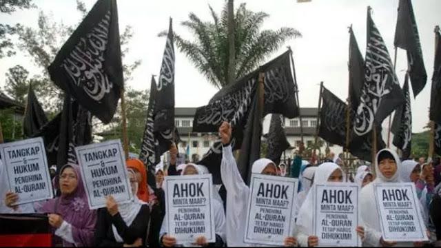 Dzalim! Anggota Banser Pukuli Aktivis HTI di Purbalingga