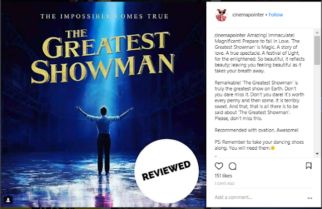 Viral: Could ?The Greatest Showman? be the best movie released in 2017?