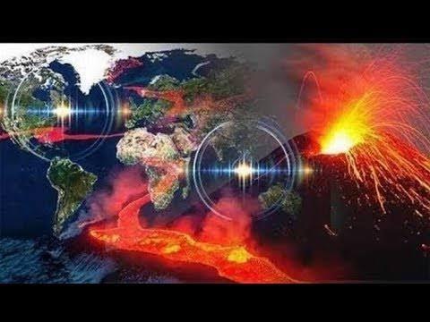 FOTOS: volcanes estan despertando y se han registrado terremotos.