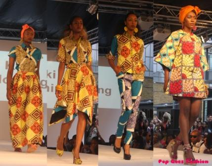 Fashion Show in Nigerian