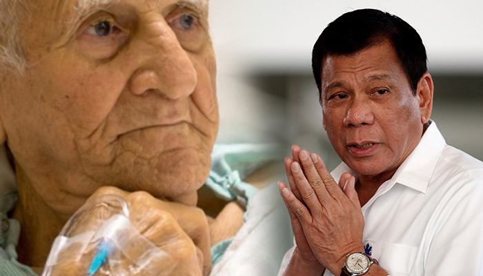 Catholic Priest Who Died for 48 Hours Claims That Duterte Is An Angel Sent By God!