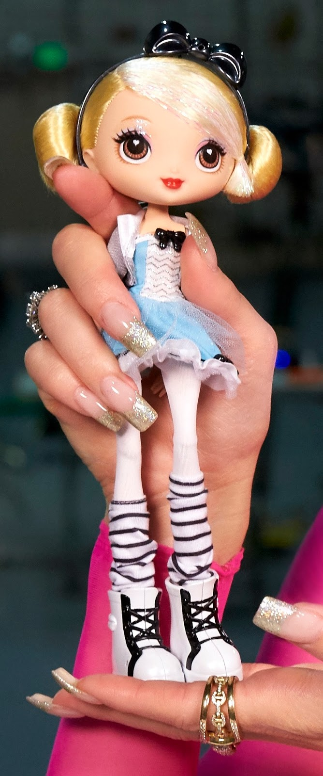 Jamie's Toy Blog: Kuu Kuu Harajuku Doll Line Preview