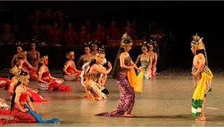 RAMAYANA DANCE PERFORMANCE