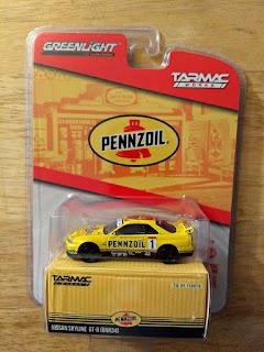 GreenLight Pennzoil Nissan Skyline GT-R BNR34