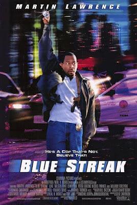 Blue Streak Poster