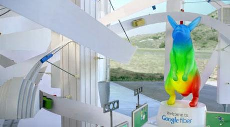 Google Fibre - 1000 Mbps Plan