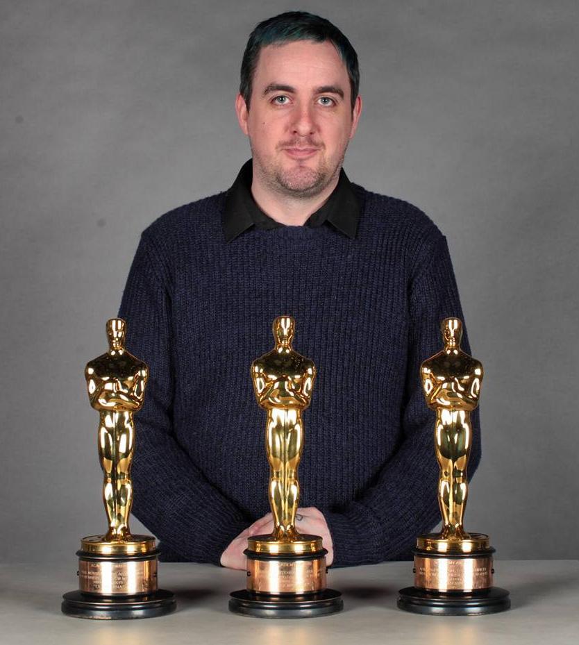Ex Machina wins Oscars at Double Negative