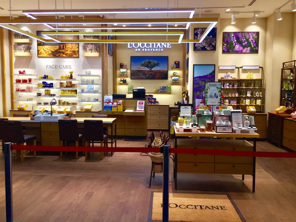 Hanis Zalikha Officiated The Opening Of The New L Occitane