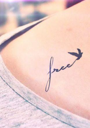 Have A Perfect Life Tatuaże Małe I Duże