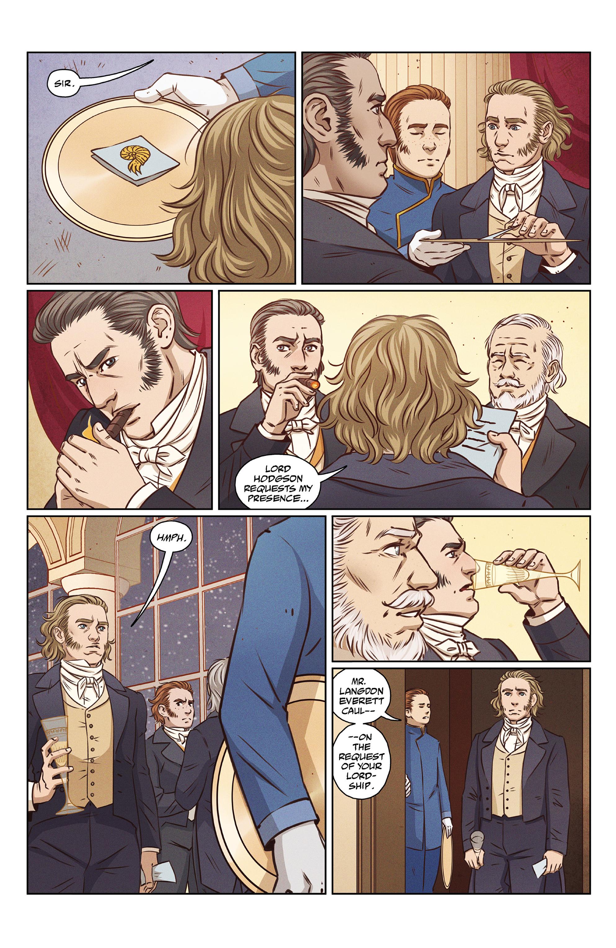 Read online Abe Sapien comic -  Issue #27 - 7